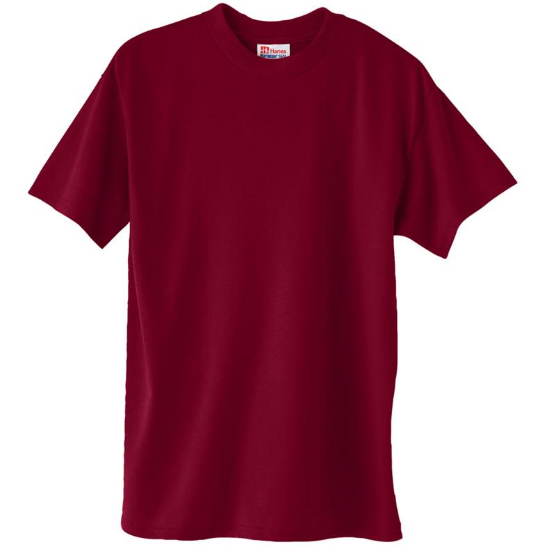 Hanes 5170 Comfortblend Tee Shirts 5 2 Oz 50