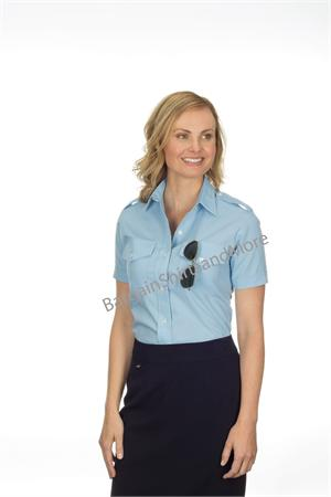 blue pilot shirts,blue pilot uniform shirts,blue uniform shirts